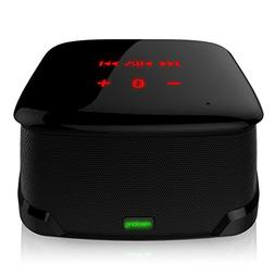 Meidong Bluetooth Speakers Touch Portable Wireless Speaker V