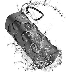 Bluetooth Speakers Waterproof Portable Speaker, Unbreakable,