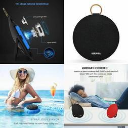 Aomais Bluetooth Speakers Wireless Portable Ipx7 Waterproof