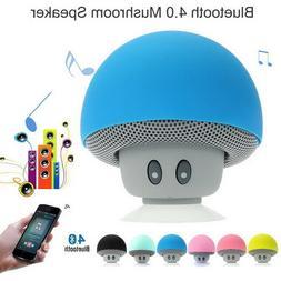 Bluetooth Wireless Mini Mushroom Portable Waterproof Speaker