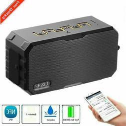 Bluetooth Wireless Speaker Mini Pill Super Bass Aux USB Ster