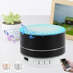 Bluetooth Wireless Speaker Mini Super Bass Aux USB Stereo fo