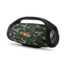 JBL Boombox Portable Bluetooth Speaker - Camouflage