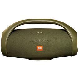 JBL Boombox Portable Wireless Bluetooth Speaker Forest Green