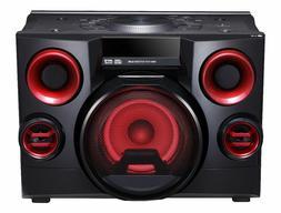 Brand New LG OJ45 LOUDR Bluetooth Speaker System - Red
