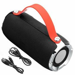 Brand New! Xtreme Portable Bluetooth Speaker Style New 1-3 D