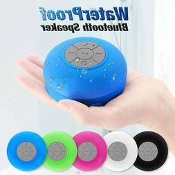 C6 Bluetooth Wireless Speaker Waterproof Mic Mini Resistant