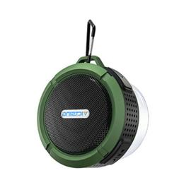 Victsing C6 Waterproof Wireless Bluetooth Speaker Shower Suc