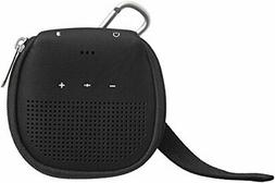 AmazonBasics Case with Kickstand for Bose SoundLink Micro Bl
