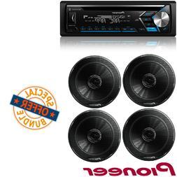 CD Receiver MIXTRAX, Built-in Bluetooth W/ 2-Way 300 Watt 6.