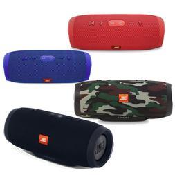 JBL Charge 3 JBLCHARGE3BLKAM Waterproof Portable Bluetooth S