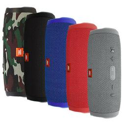 JBL Charge 3 Wireless Portable Bluetooth Stereo Speaker - Al