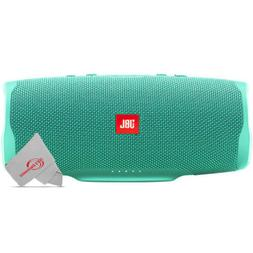 charge 4 portable bluetooth speaker teal