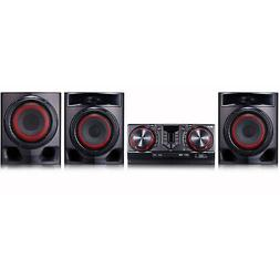 LG CJ45 720W Hi-Fi Entertainment System With Bluetooth