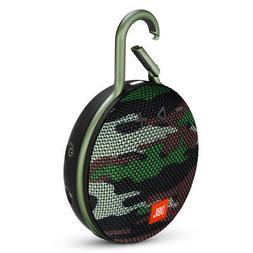 JBL Clip 3 Portable Bluetooth Waterproof Speaker