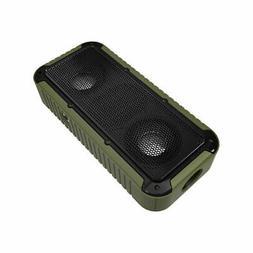Viotek Clout Waterproof Bluetooth Speaker Microphone Bike Mo