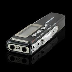Compact 4GB 4G Digital USB Voice Recorder Mini Dictaphone w/