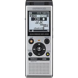 Olympus Digital Voice Recorder WS-852 Silver Large LCD Scree