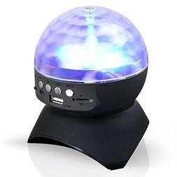 SXWH Disco DJ Party Bluetooth Speaker Built-In Light Show St