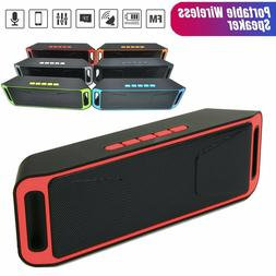 Dual Bluetooth Speaker Wireless Waterproof Outdoor Stereo Ba