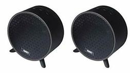 Naxa Electronics Dual Bluetooth True Wireless Sync Speakers