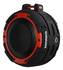 Enermax EAS03-BR O'marine Waterproof Wireless Speaker, 3.5mm