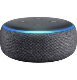 Amazon Echo Dot 3rd Generation w Alexa Voice Media Device Sp