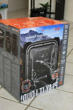 ECOXGEAR EcoBoulder+ GDI-EXBLD810Bluetooth Wireless 100 Wa