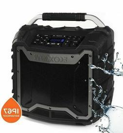 EcoXGear Ecotrek Bluetooth Waterproof Speaker 100Watts Float