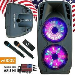 EMB 2000 Watts Dual 12