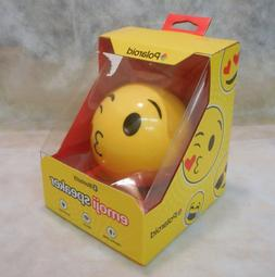 Emoji Bluetooth Speaker Kiss Wink