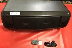 LG-FJ5 Bluetooth Speaker System With Lights