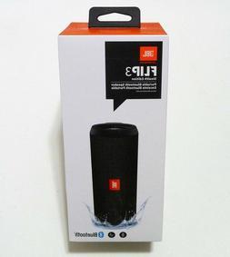 JBL Flip 3 Stealth Edition Portable Wireless Bluetooth Speak