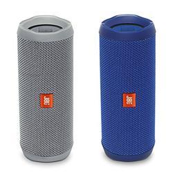 JBL Flip 4 Waterproof Portable Bluetooth Speaker  - Pair