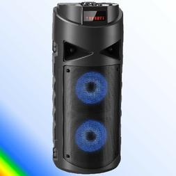 Fully Amplified 1500 Watts Bluetooth Wireless Multimedia Spe