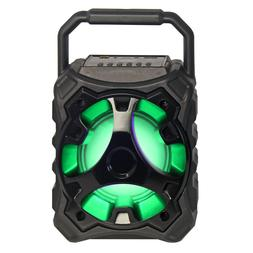 "BLADE5 Black Fully Amplified 1500 Watt Bluetooth 5/"" Speaker FM w// LED Light"