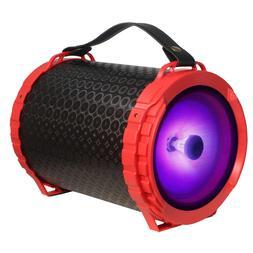 "Fully Powered Bluetooth 1000 Watts Peak Power 6.5"" Speaker"