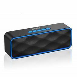 ZoeeTree S1 Wireless Bluetooth Speaker, Outdoor Portable St