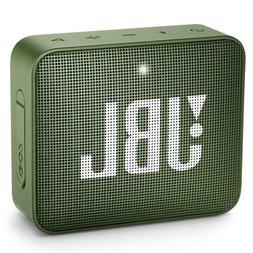 JBL GO 2 Mini Bluetooth Waterproof Portable Wireless Speaker