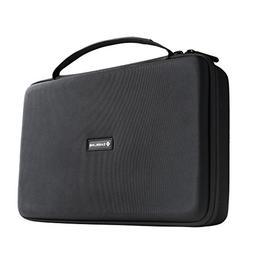 Caseling Hard Case Travel Bag for Bose Soundlink Mini 3 Blue