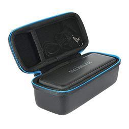 Baval Hard Case Travel Storage Bag for Anker Soundcore Motio