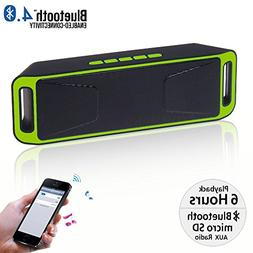 Indigi Hi-Fi Stereo, Bluetooth Wireless Speaker for Universa