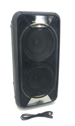 Sony Home Audio System High Power Portable Bluetooth Speaker