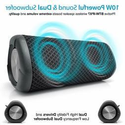 Photive HYDRA Rugged Water Resistant Wireless Bluetooth Spea