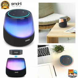 iHome iAV5 Color Changing Bluetooth Rechargeable Speaker for