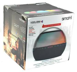 iHome iBT175B Color Changing Bluetooth 360 Speaker, Disco Li