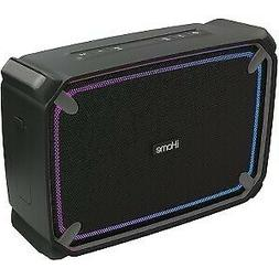 iHome iBT374 Weather Tough Portable Rechargeable Bluetooth S