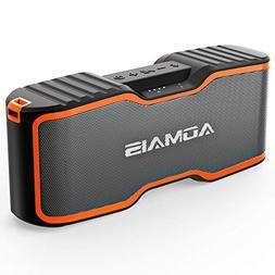 AOMAIS Sport II+ Bluetooth Speakers, Portable Wireless Speak