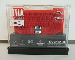 ALTEC LANSING IMW258N-DR-WM Mini H20 2 Rugged Bluetooth Spea