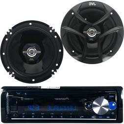 "In Dash Pioneer Bluetooth CD USB iPod Car Radio,Kenwood 6.5"""